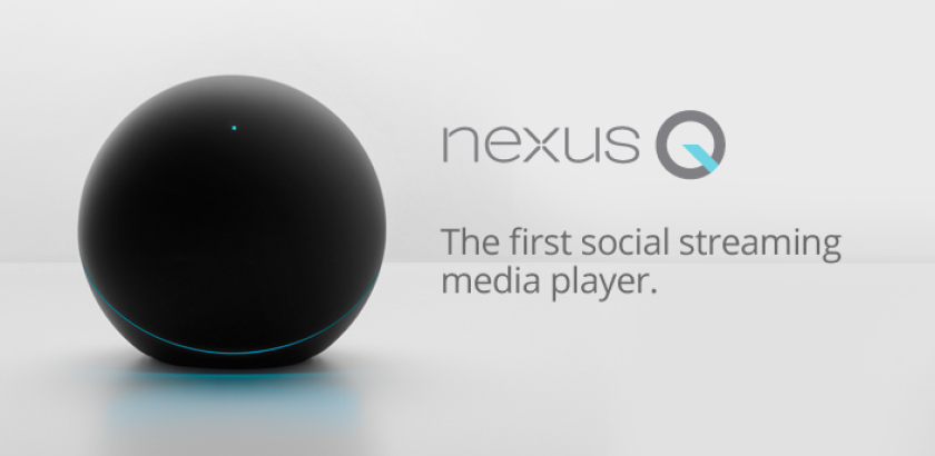 The Nexus Q, an unreleased Google product, may finally go on sale this fall.