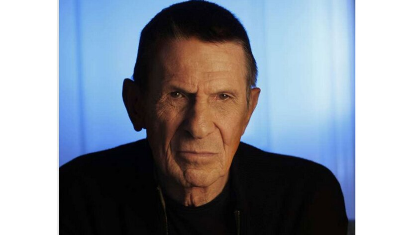 A medical call was made last week to the home of Leonard Nimoy, shown in 2009.