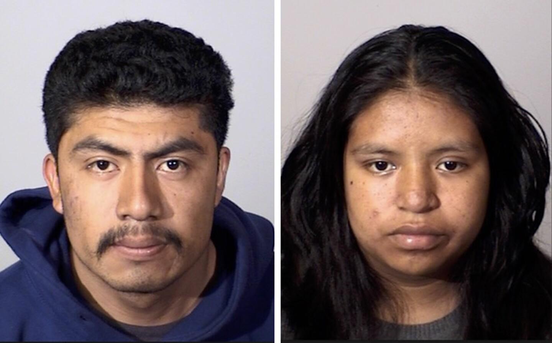 Oxnard woman and boyfriend are arrested on suspicion of strangling newborn