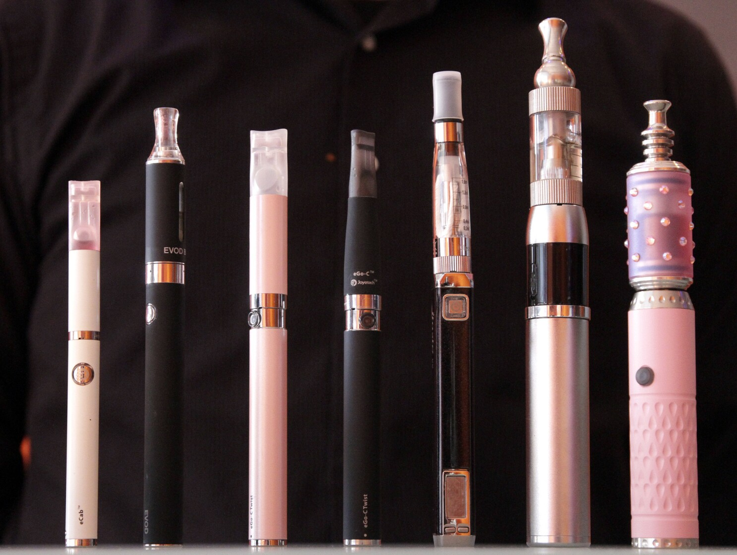 California To Ban Flavored Cigarettes And E-Cigs Soon