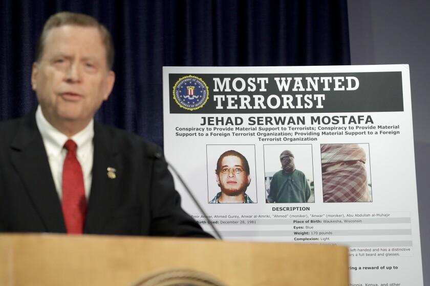 Terrorism Suspect