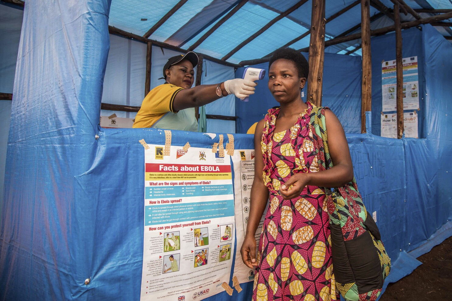 UN says Ebola outbreak in Congo still not a global emergency - The