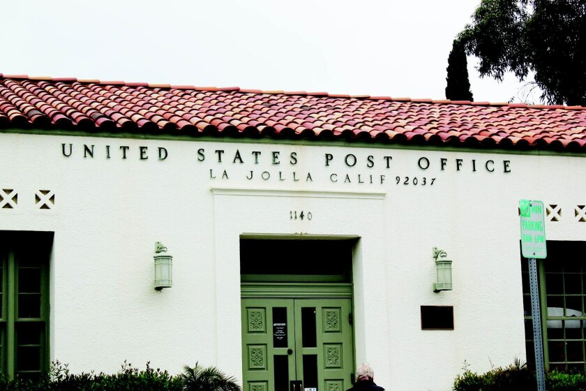 For nearly a year, the community has been working to save the Wall Street post office from the USPS's planned sale of the WPA-era building. File photo
