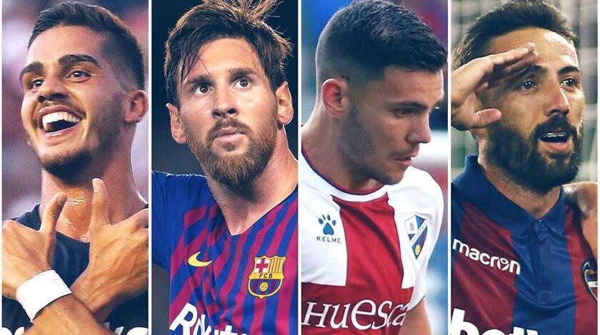 Messi y más figuras de La Liga española tienen un nuevo mercado para explotar.