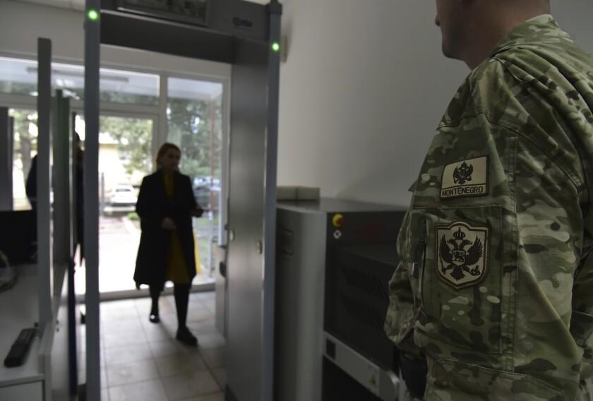 Montenegro US Cyber Warfare