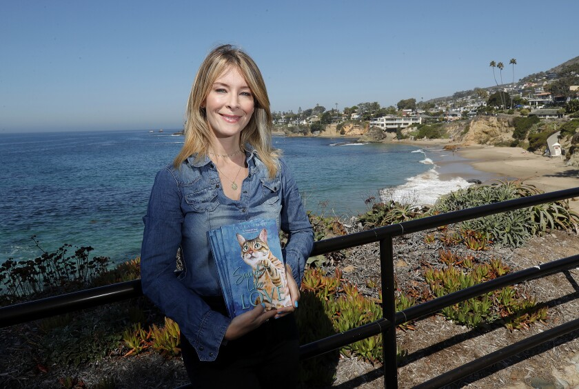 """Laguna Beach resident Laura Ford has just published her first novel, """"Sounds Like Love."""""""