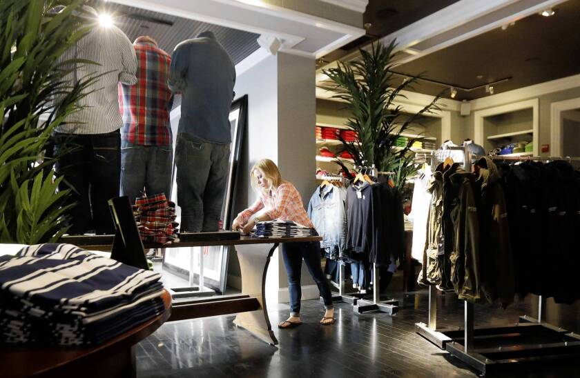 Abercrombie's decline in sales pummels its stock price