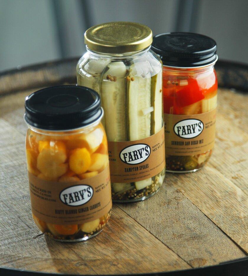 Farv's Pickles