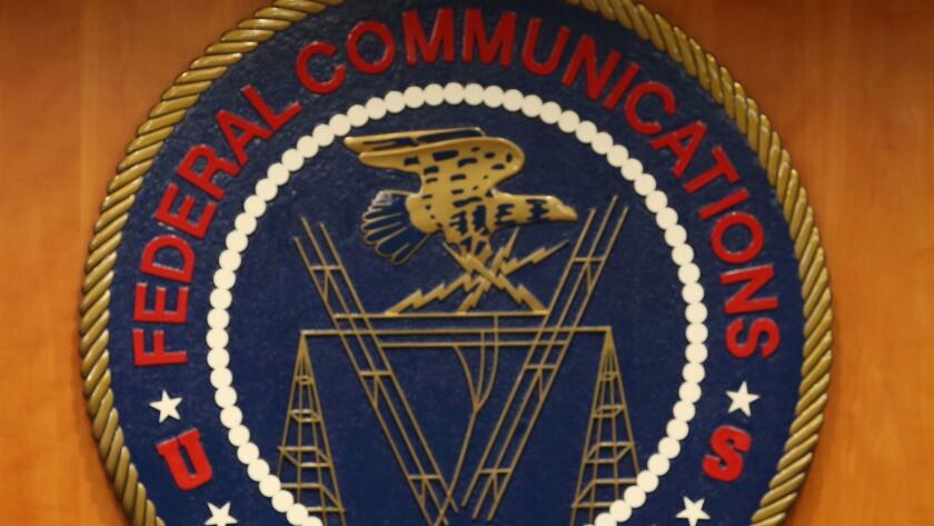 The Federal Communications Commission voted to make it easier for one company to own two broadcast TV stations in the same market.