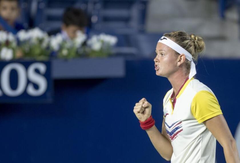 Marie Bouzkova llega a las semifinales de Toronto sin perder un solo set