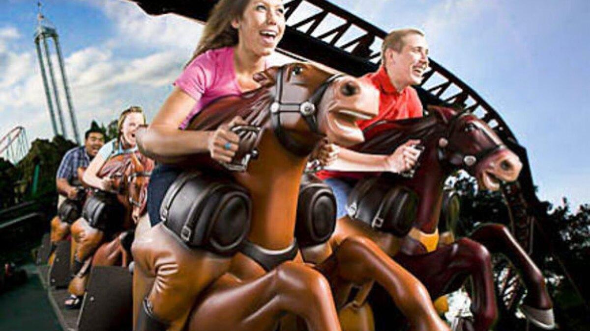 Knotts Berry Farm Pony Express Accident