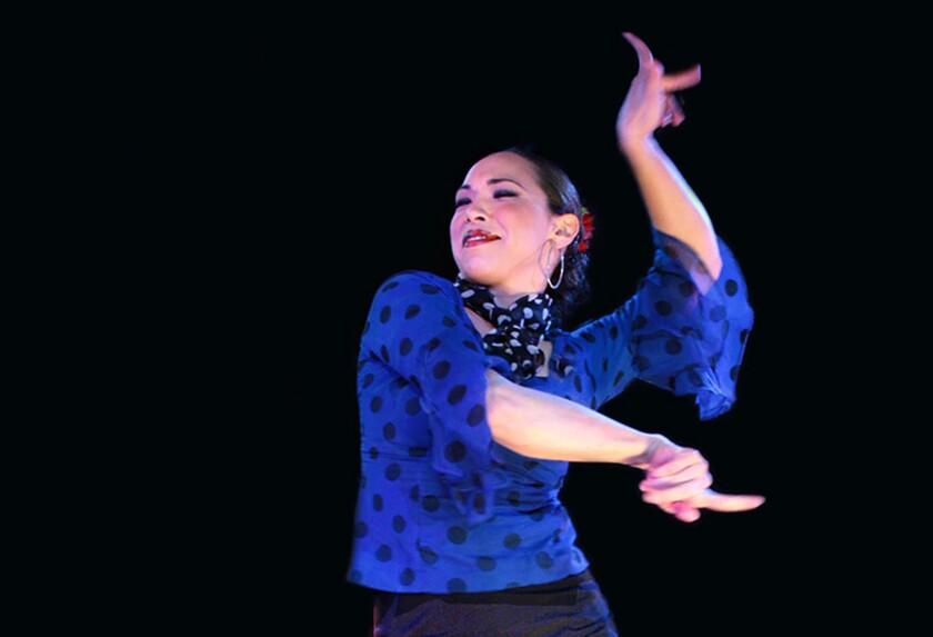 Vanessa Albalos Forever Flamenco