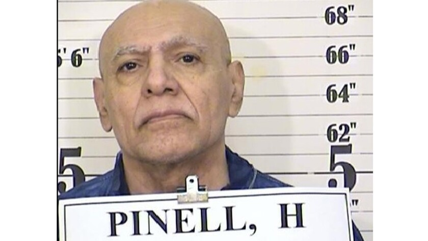 Two inmates are suspects in the August killing of prisoner Hugo Pinell, 71. He was infamous for his role in a bloody 1970s San Quentin Prison siege.