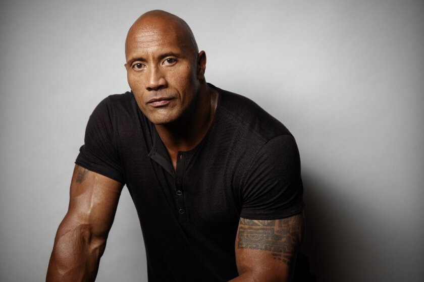 """""""I love you,"""" Dwayne Johnson wrote Friday in a tribute to his late father, Rocky Johnson."""