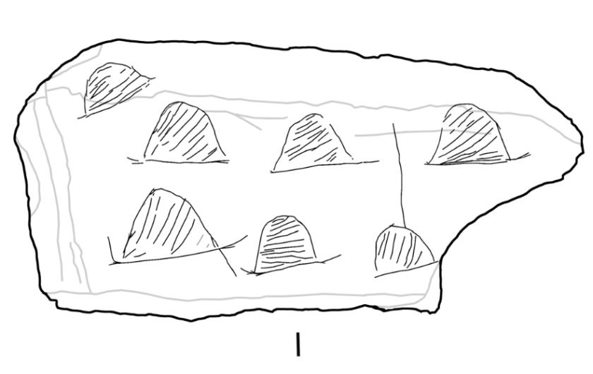 Ancient huts?