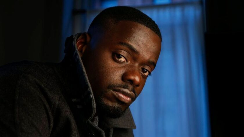 'Get Out' finally addresses a racial climate long not voiced, says star Daniel Kaluuya