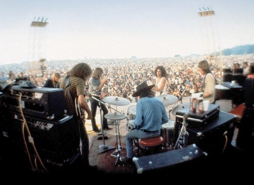 Woodstock: The Director's Cut' to screen at 11 San Diego