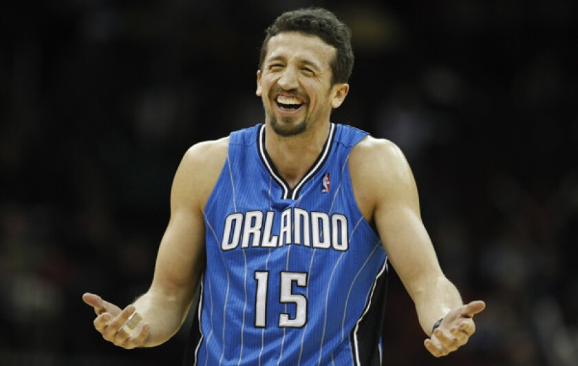 The Clippers have expressed interest in signing former Orlando Magic forward Hedo Turkoglu.