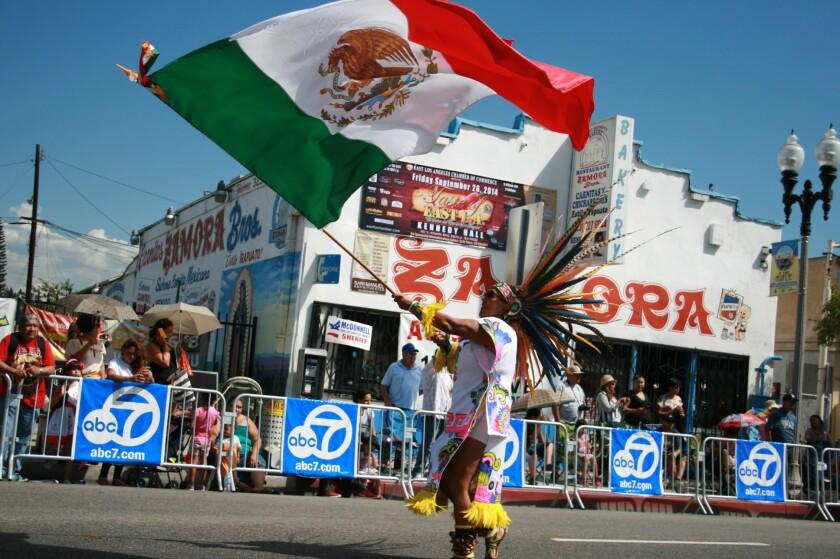 ¿En dónde conmemorar las fiestas patrias de México en el Sur de California?