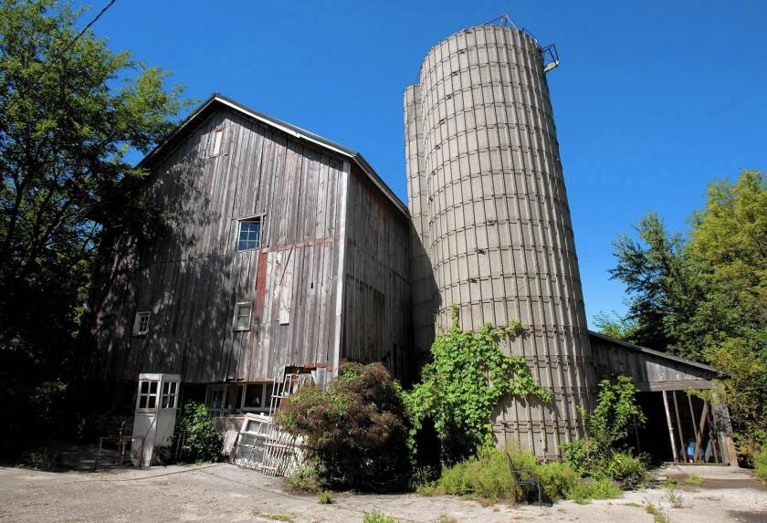 Illinois barn restoration