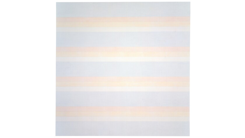 Untitled #2, 1992 by Agnes Martin