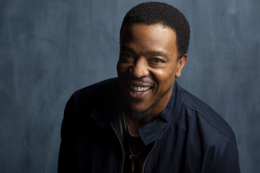 """TORONTO, ONT. -- SEPTEMBER 07, 2018--Russell Hornsby from the film, """"The Hate U Give,"""" photographed"""