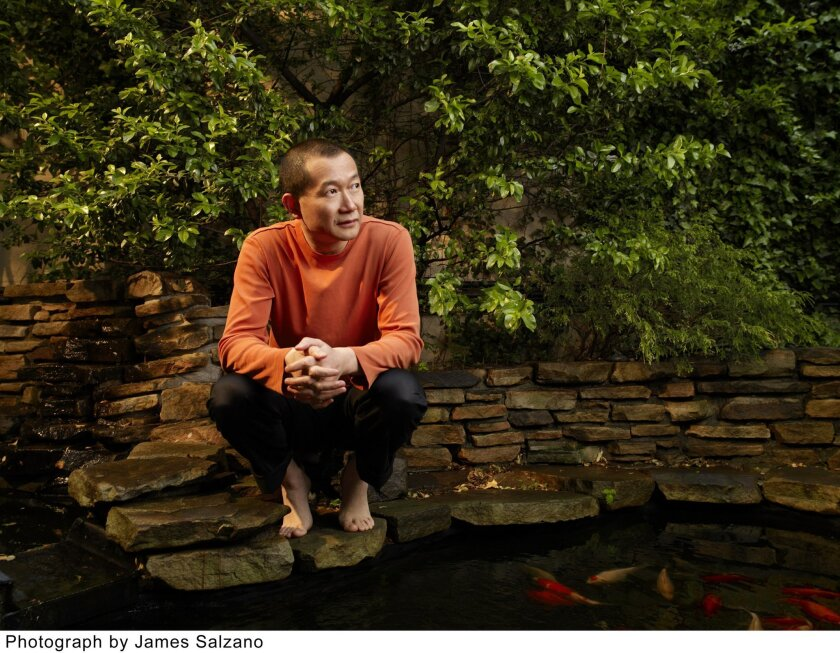Composer Tan Dun. Photo: James Salzano