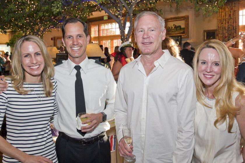 Alexis and Bob Willingham, Ken and Julie Buechler