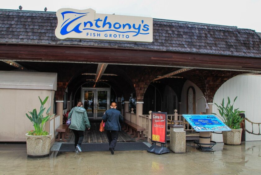 Anthony's Fish Grotto has been at its present site since 1966 and on the waterfront in different locations since 1946.