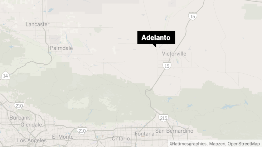 Adelanto, California