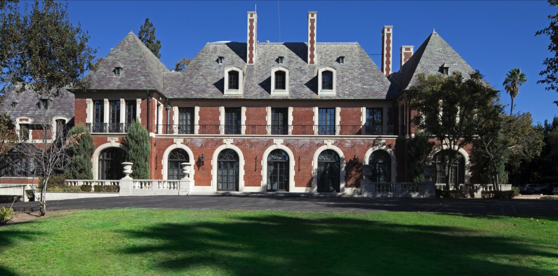 Pasadena's historic Cravens Estate   Hot Property