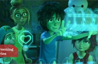 'Big Hero 6:' How characters convey action with voice