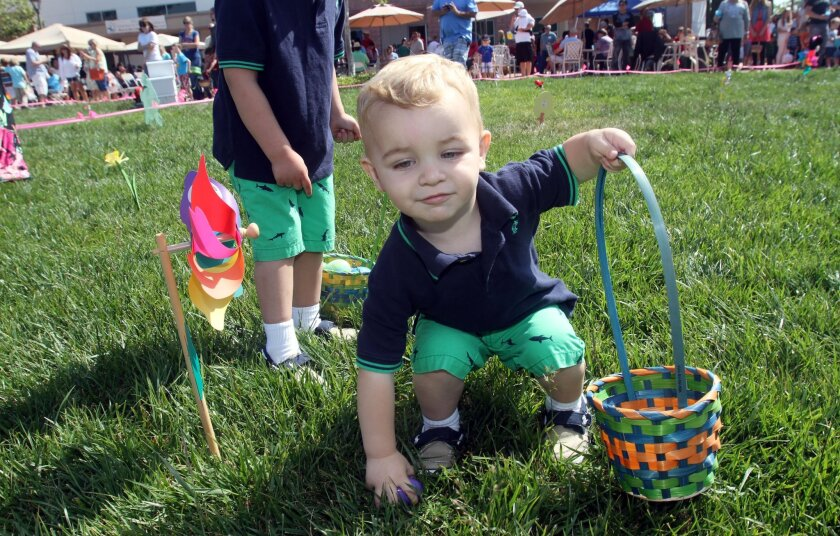 Shoppers plan to spend $16.4 billion on clothes, candy and food for this Easter, up from $15.9 billion in 2014.