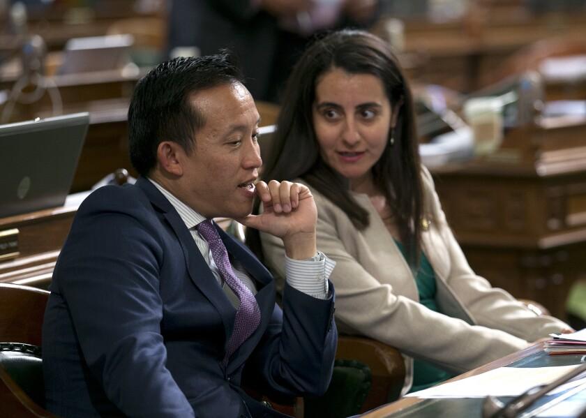 Assemblyman David Chiu (D-San Francisco)