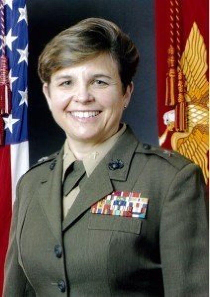 Rear Admiral Margaret Kibben
