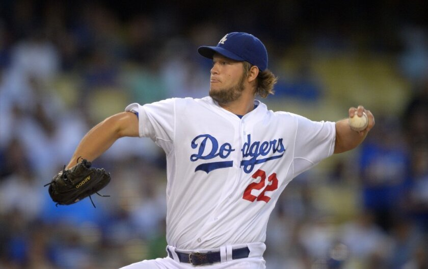 Time Warner Cable will have the Dodgers next season. Above, pitcher Clayton Kershaw.