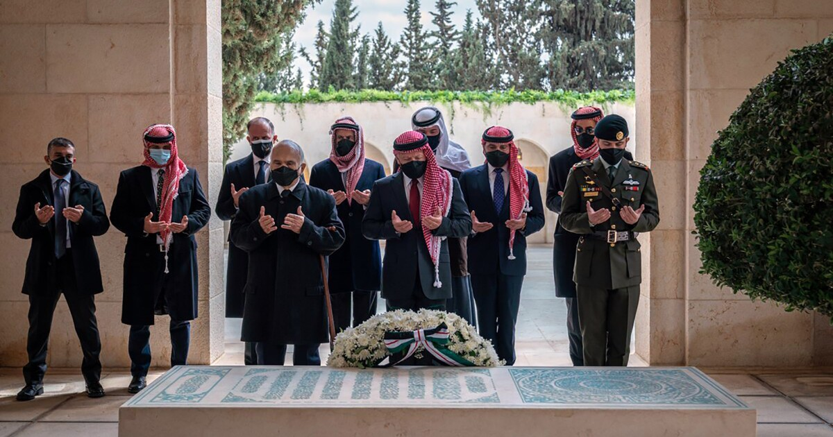 Real rivalry in Jordan causes some to question the monarchy