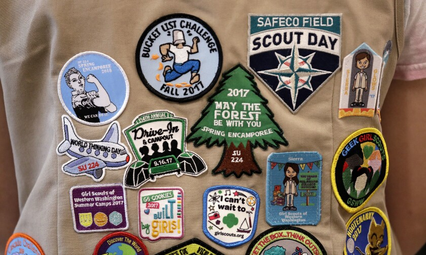Girl Scouts Sue Boy Scouts for Unfairly Recruiting Girls and Causing 'Explosion of Confusion'