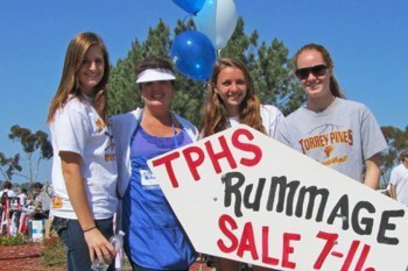 TPHS Rummage Sale