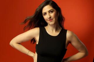 How D'Arcy Carden avoids making 'The Good Place's' Janet too robotic