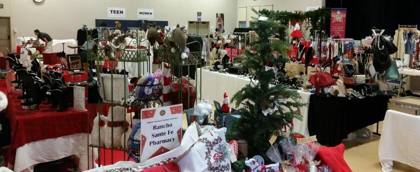 The Nativity School Christmas Boutique