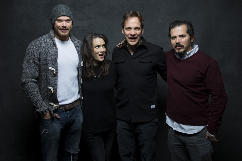 L.A. Times photo booth at Sundance