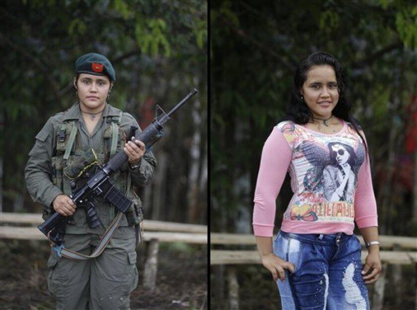 Como fotoperiodista colombiano, crecí en una familia humilde en el desdén hacia los rebeldes que mis familiares describían como asesinos. Pero al ver a los guerrilleros del bloque sur de las FARC en sus tareas cotidianas mientras se preparaban para la paz, empecé a verlos como gente normal como yo, y decidí fotografiarlos tanto con su uniforme como en su ropa civil para mostrar su lado más humano.