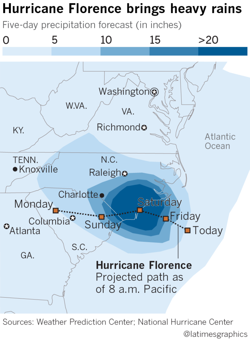 la-na-hurricane-florence-rainfall-prediction-20180912
