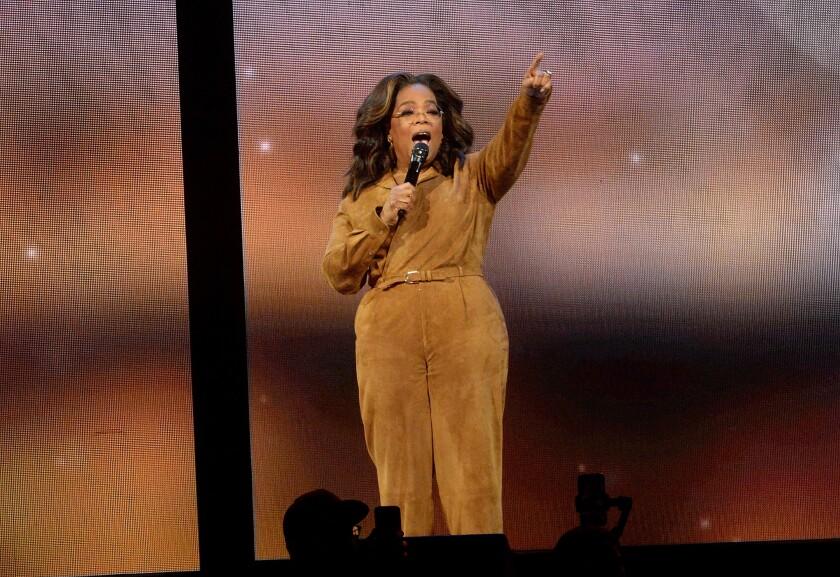 NY Oprah's 2020 Vision Tour
