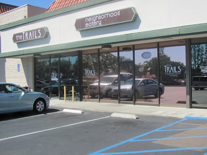 """The Food Network will be taping an episode of """"Restaurant: Impossible: next week at the Trails eatery in San Carlos."""