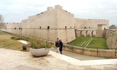 Barletta Castello, Barletta