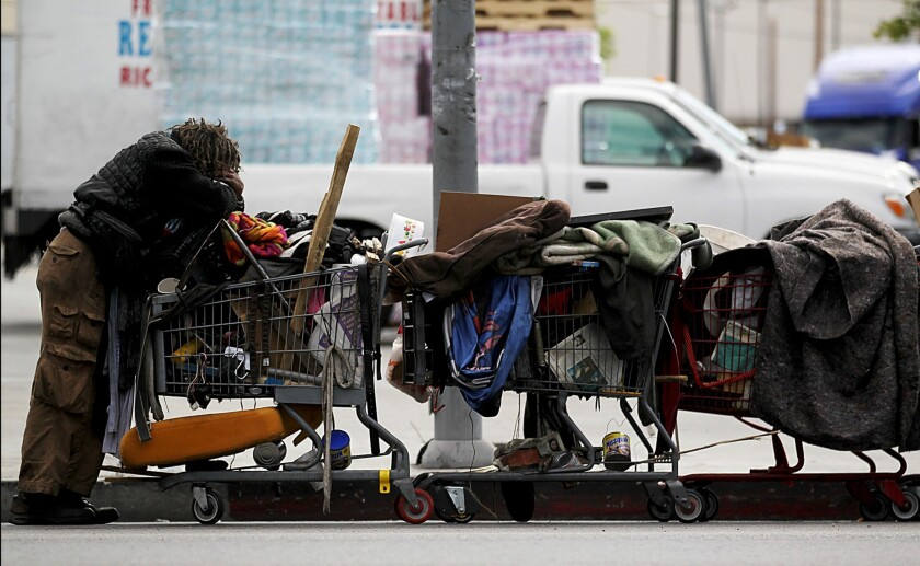 We have guaranteed the right of homeless Angelenos to keep limitless possessions, but not the right to be housed.