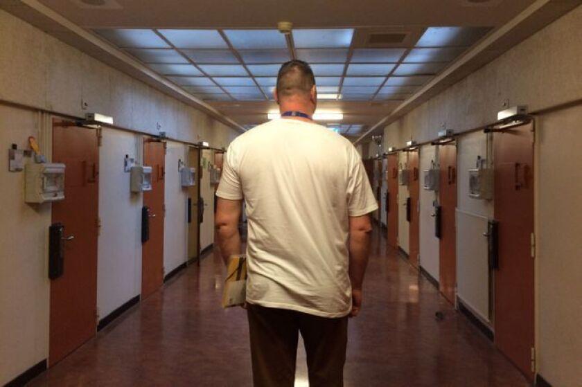 Prisionero en Esserheem, uno de los relativamente pocos.