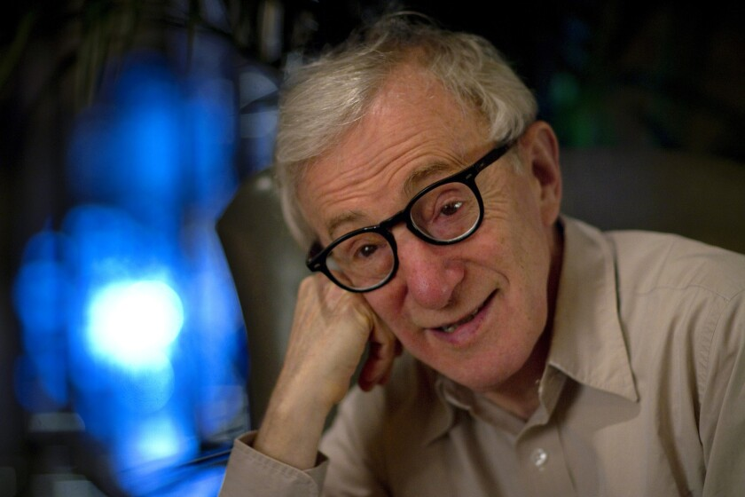 Woody Allen has cast Elaine May and Miley Cyrus in his upcoming Amazon series.